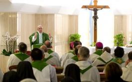 04/02/2016 – La mayor herencia que podemos dejar a los demás es la fe. Lo afirmó el Papa Francisco en…