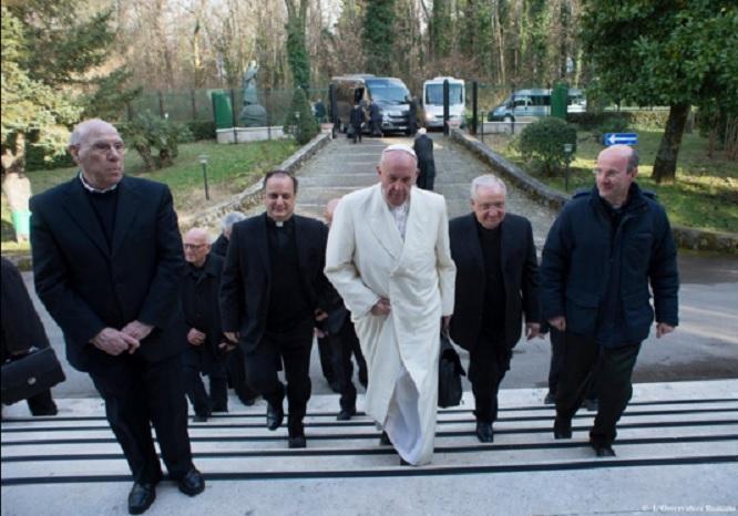 Papa de retiro