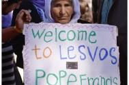 16/04/2016 – En un breve pero intenso viaje, el Papa Francisco, llegó este sábado 16 de abril, a la isla griega de Lesbos,…