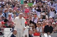 20/04/2016 – Compartimos la Audiencia General del Papa Francisco en la Plaza San Pedro. A continuación la catequesis del Obispo de Roma en…