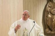 23/05/2016 – No puede haber un cristiano sin alegría. Lo afirmó el Papa en su homilía de la Misa matutina celebrada en la…