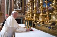 27/06/2016 – El Papa Francisco regresó este domingo 26 de junio de su XIV Viaje Apostólico Internacional a Armenia. El avión que traía…