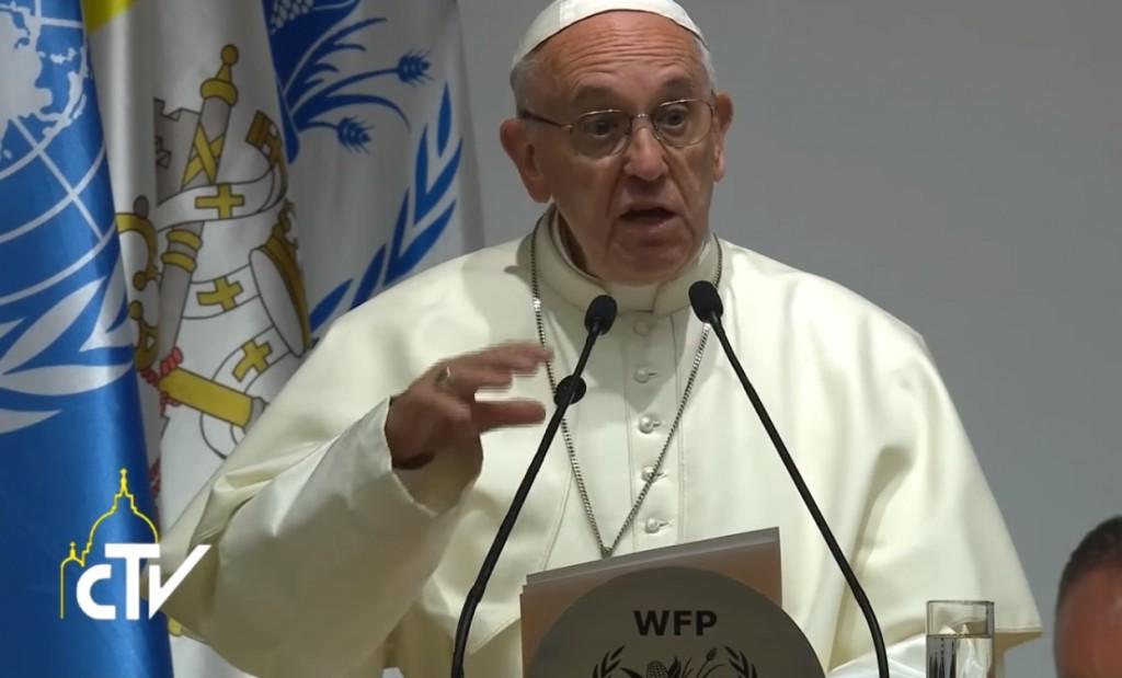 Papa Francisco hambre1