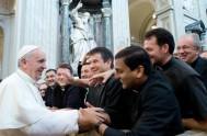 03/06/2016 – En la Solemnidad del Sagrado Corazón de Jesús y Jornada de Santificación Sacerdotal, el Papa Francisco presidió la celebración de la…