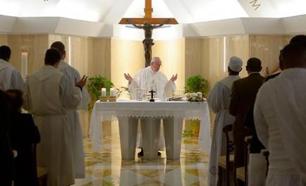 25/10/2016 - Para que el Reino de Dios crezca, el Señor nos pide a todos la docilidad. Fue la exhortación que el Papa Francisco dirigió a los fieles en la Misa matutina…