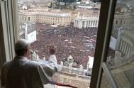 14/11/2016 – En el día de ayer, frente a una plaza llena de peregrinos llegados desde distintas partes del mundo, el Papa Francisco…
