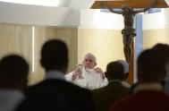 11/11/2016 – El Papa Francisco en la homilía de la misa en Santa Marta dijo que el amor cristiano es concreto, no es…