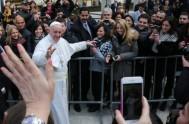 17/02/2017 – El Papa Francisco compartió su discurso a los estudiantes, el cuerpo docente y el personal de la Universidad Roma3, la más…