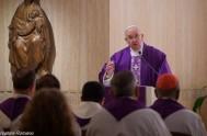 28/03/2017 –El Papa puso en el centro de su reflexión el Evangelio del día, que se refiere al paralítico curado por Jesús. Un…