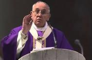 02/03/2017 – El Santo Padre en su homilía de la Misa matutina celebrada en la capilla de la Casa de Santa Marta expresó…