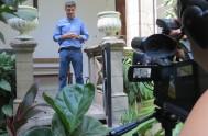 """02/05/2017- Radio María Argentina presenta una nueva edición de """"Francisco a Diario"""".En cada programa buscamos poder compartir la semana de Francisco. Aquellos interesados…"""