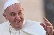 """18/05/2017 – Así """"como el Padre me ha amado a mí, del mismo modo yo los he amado a ustedes"""". El Papa desarrolló…"""