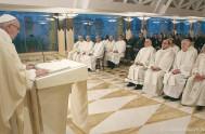 02/06/2017 - El Papa, en su homilía de esta mañana en la capilla de la casa Santa Marta, comentó el Evangelio del día…