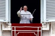 22/08/2017 –Como todos los domingos el Papa Franciscose asomó a la ventana del Palacio Apostólico para meditar sobre el Evangelio del día y…