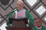 11/09/2017 -En la homilía de su cuarta y última misa en el puerto de Cartagena, Colombia, el papa Francisco se refirió a la…
