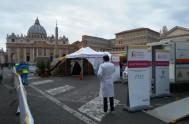 """16/11/2017 – El Papa Francisco habló en varias oportunidades sobre la misión de la Iglesia como un """"hospital de campaña"""" llamada a curar…"""
