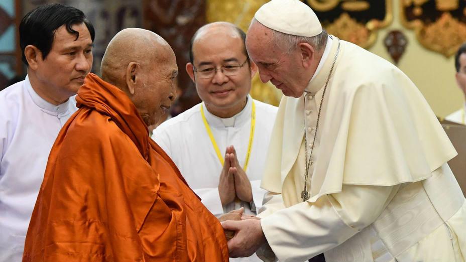 francisco budistas