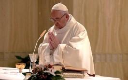 24/01/2020 –El Papa Francisco advirtió contra los sentimientos de envidia y celos hacia otras personas, porque son…