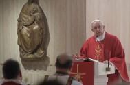 05/02/2018 – El Papa Francisco centró su homilía de hoy invitando a emplear un poco de tiempo para la oración de adoración, diciendo…