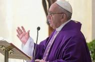 27/02/2018 – En la homilía de la misa celebrada en Santa Marta, el Papa Francisco dijo que el Señor no se cansa de…