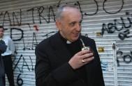 19/03/2018 – A través de una carta, el Papa Francisco expresó sus sentimientos por los argentinos, agradeciendo por los que le manifestaron su…