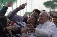 05/04/2018 – Hoy la sala de prensa Vaticana dio a conocer que el lunes 9 de abril el Papa Francisco presentará una nueva…