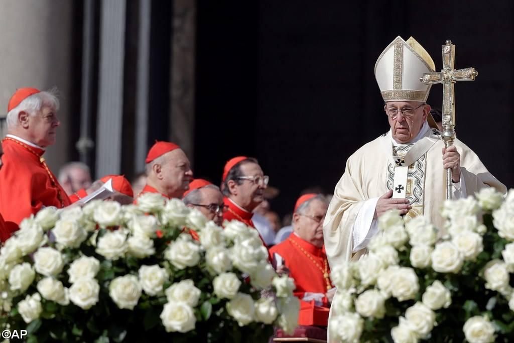 Papa Francisco resurrección