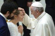 25/05/2018 – La belleza del matrimonio fue el tema acerca del que reflexionó el Papa en una celebración eucarística en la que…