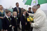 27/08/2018 – El Papa Francisco realizó su viaje apostólico a Irlanda con motivo de la Fiesta de las familias. Uno de los encuentros…