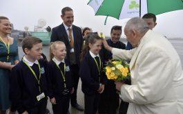 27/08/2018 – El Papa Francisco realizó su viaje apostólico a Irlanda con motivo de la Fiesta de…