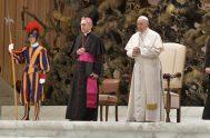 08/08/2018 – El Papa Francisco en la audiencia general de hoy se la dedicó a la idolatría y recordó que reconocer la propia…