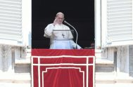 """03/09/2018 –El Papa Francisco reflexionó en el Ángelus del primer domingo de septiembre sobre""""la autenticidad de nuestra obediencia a la Palabra de Dios,…"""