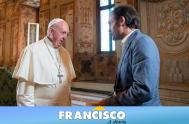 """La """"normalidad"""" de María y su santidad son uno de los temas tratados por el Papa Francisco durante una entrevista televisiva ofrecida…"""