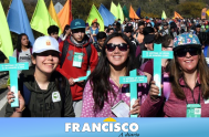 29/10/18 – El Papa Francisco envió un mensaje sorpresa a 60 mil jóvenes que participaron en la Peregrinación al Santuario de Santa…