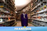 12/11/18 –El Papa Francisco celebró la Eucaristía en el cementerio Laurentino de Roma el pasado primero de noviembre, día en el que…
