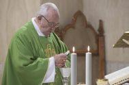 06/11/2018- Jesús nos invita a hacer fiesta con Él, pero – preguntó el Santo Padre en su homilía de esta mañana – ¿cuántas…