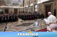 10/11/18 –El Papa Francisco se reunió con decenas de expertos en la lucha contra las adicciones y dependencias. Todos ellos participaron en…