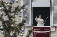 10/12/2018 – También este domingo, el segundo del Adviento, como en la Solemnidad de la Inmaculada Concepción, el Papa Francisco se asomó a…