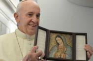 13/12/2018 – En su homilía en la Santa Misa dedicada a la Patrona de América Latina, la Virgen de Guadalupe, el Papa dijo…