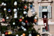 26/12/2018 – Tras la solemnidad de la Navidad del Señor, en que el Papa Francisco dirigió al mundo el tradicional Mensaje navideño con…