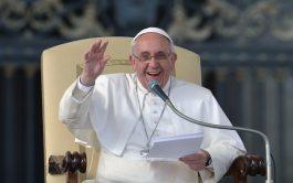 """16/01/2019 – """"Para un cristiano, rezar es decir simplemente ¡Abba, Padre!"""". Este fue el tema de la catequesis del Papa…"""