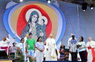 25/01/2019 –Más de 250 mil jóvenes se reunieron yer en el Campo Santa María la Antigua, en Ciudad de Panamá, para participar con…