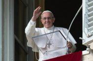 21/01/2019 - En el Ángelus del domingo 20 de enero, el Papa Francisco, retomando al evangelista Juan, en el pasaje de las bodas…