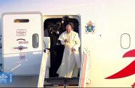 28/01/2019 – El último encuentro que el papa Francisco tuvo en Panamá fue con los voluntarios en el estadio Rommel Fernández. Después de…