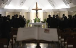 19/02/2019 – Durante la Misa celebrada este martes 19 de febrero en la Casa Santa Marta, el Papa Francisco aseguró…