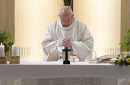 07/02/2019 – Durante la celebración de la Misa matutina en Santa Marta el Santo Padre Francisco afirmó en su homilía que para ser…
