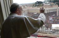 11/03/2019 – Durante el rezo del Ángelus del domingo 10 de marzo, el Papa Francisco advirtió a los cristianos sobre los los peligros…