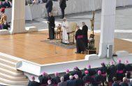 20/03/2019 – «Hágase tu voluntad», la tercera invocación del Padre Nuestro fue el tema de la catequesis del Papa Francisco en la Audiencia…
