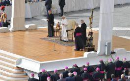 20/03/2019 – «Hágase tu voluntad», la tercera invocación del Padre Nuestro fue el tema de la catequesis del Papa Francisco…