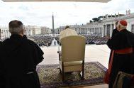 27/03/2019 – Durante la ultima Audiencia General del día de hoy, el Papa Francisco continuó su predicación sobre la oración del Padre Nuestro…
